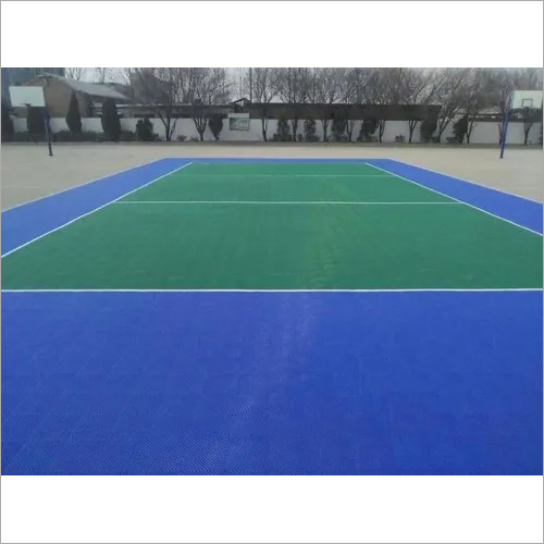PP Interlocking Tile for Tennis Court