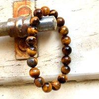 Tiger Eye Gemstone Bracelet PG-156007