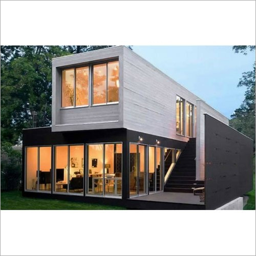 Modern Container Homes