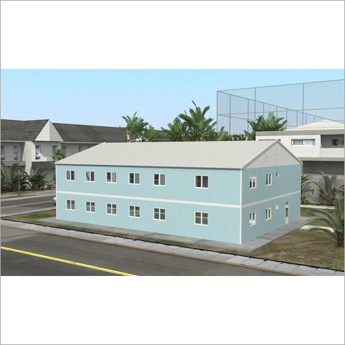 Prefabricated Health Centres