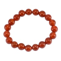 Red Onyx Gemstone Bracelet PG-156008