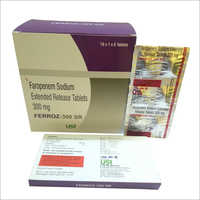 300 MG Faropenem Sodium Extended Release Tablet