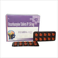 150 MG Oxcarbazepine Tablet IP