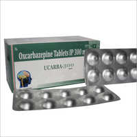 300 MG Oxcarbazepine Tablet IP