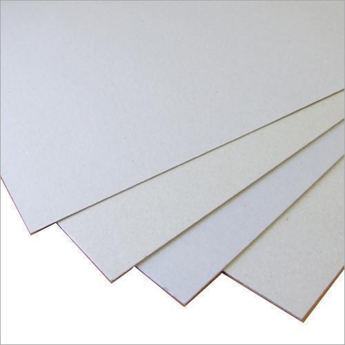 White Duplex Board