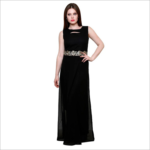 Black Party Ladies Dress