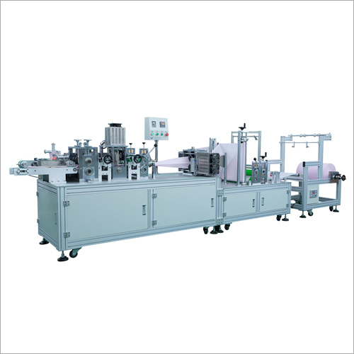 Plastic Gloves Making Machine