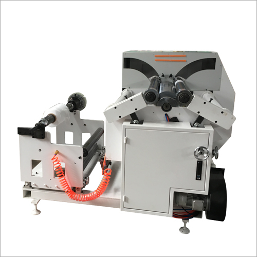 Center Curl Slitting Machine