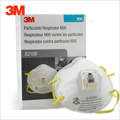 3m N95 8210v Face Mask