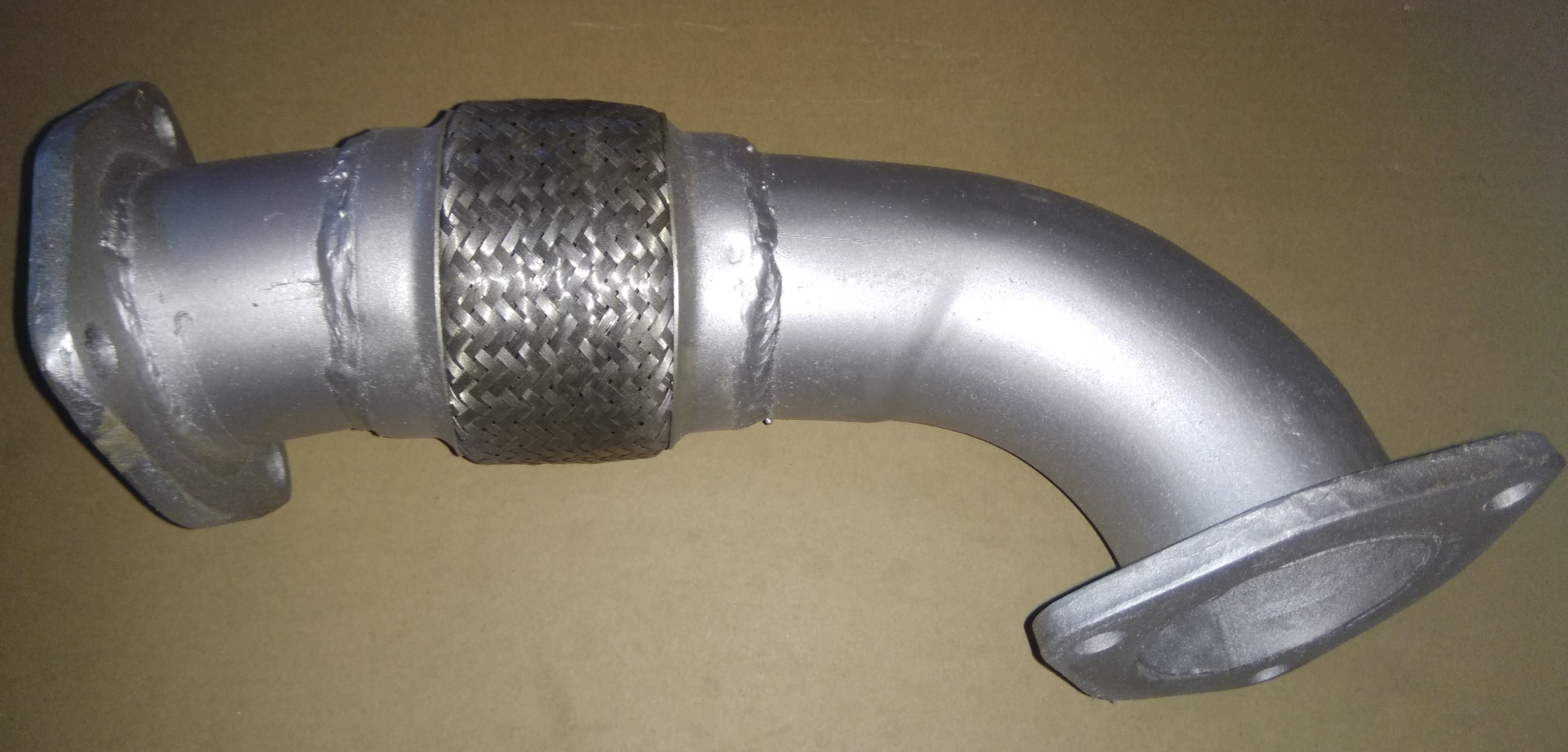 Exhaust Pipe Signa Bsiv Truck