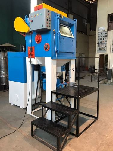 Belt Tumbler Blasting Machine