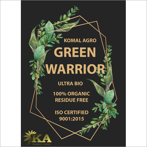 Green Warrior - Ultra Bio Agro Chemical