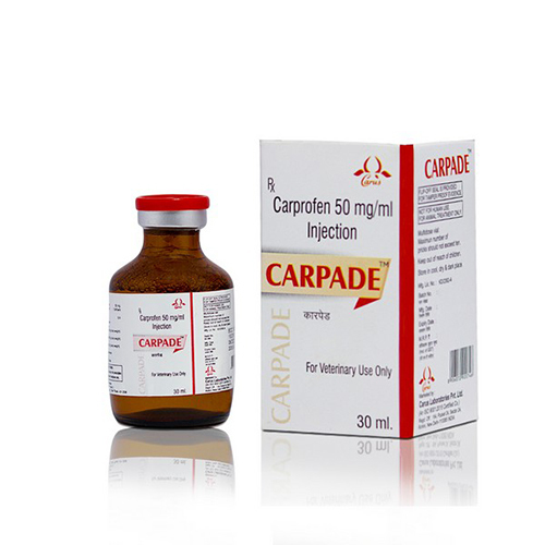 Carpade (Carprofen Injection)