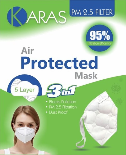 N95 Mask with NIOSH