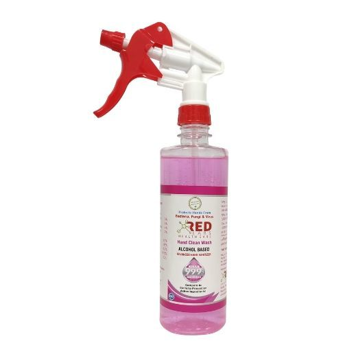 Redlabs Hand Sanitizer 500ml with Spray pump