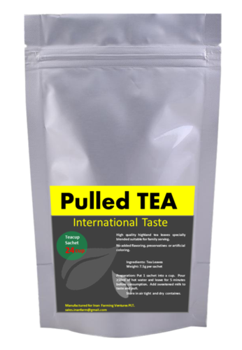 Pulled Tea- International Taste- Teacup Sachet