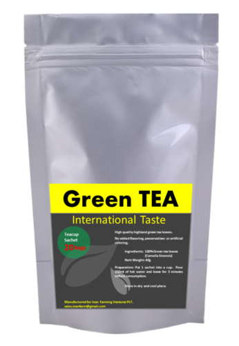 Green Tea- Teacup sachets
