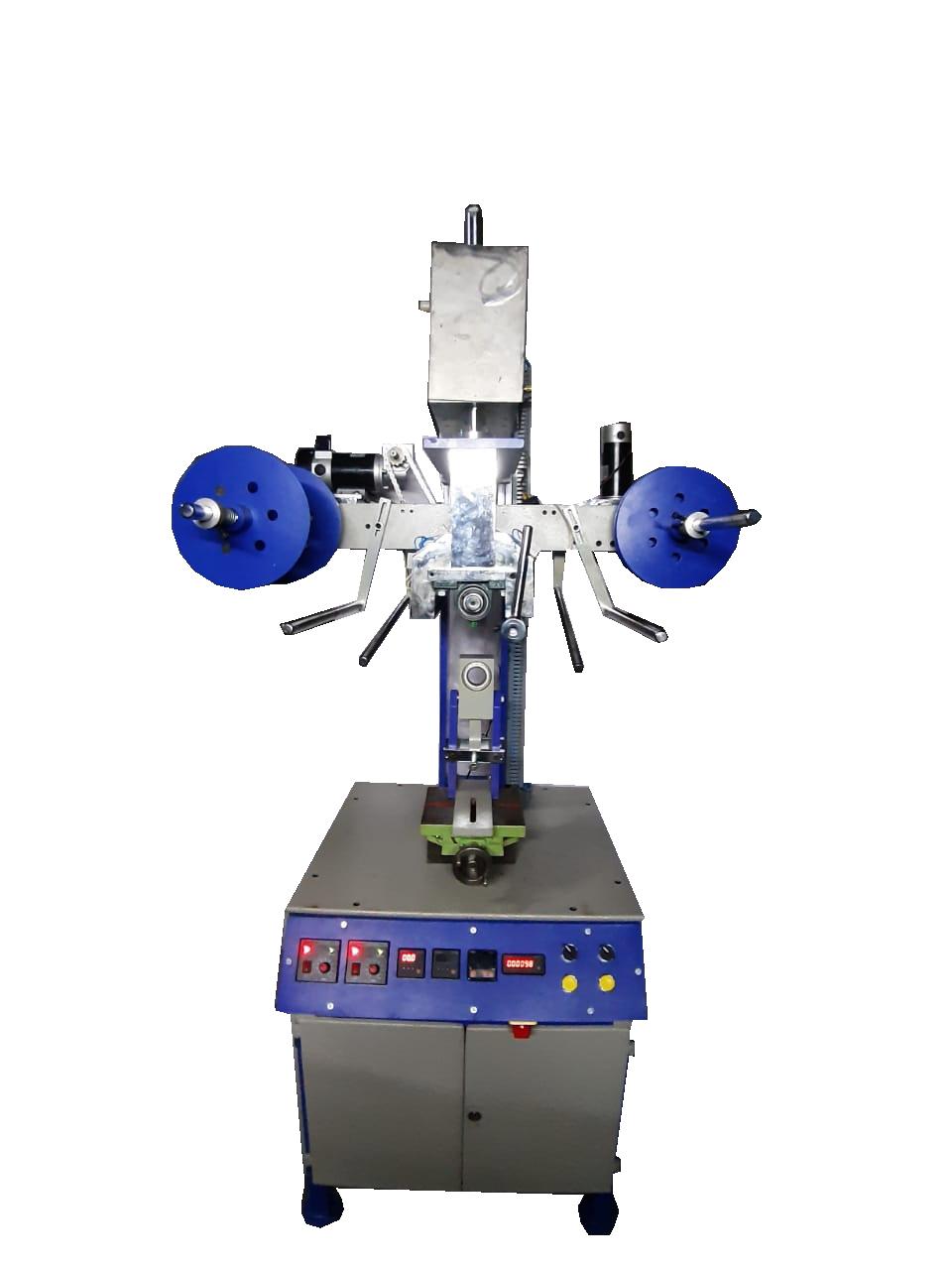 Hot Stamping Round Object Machine