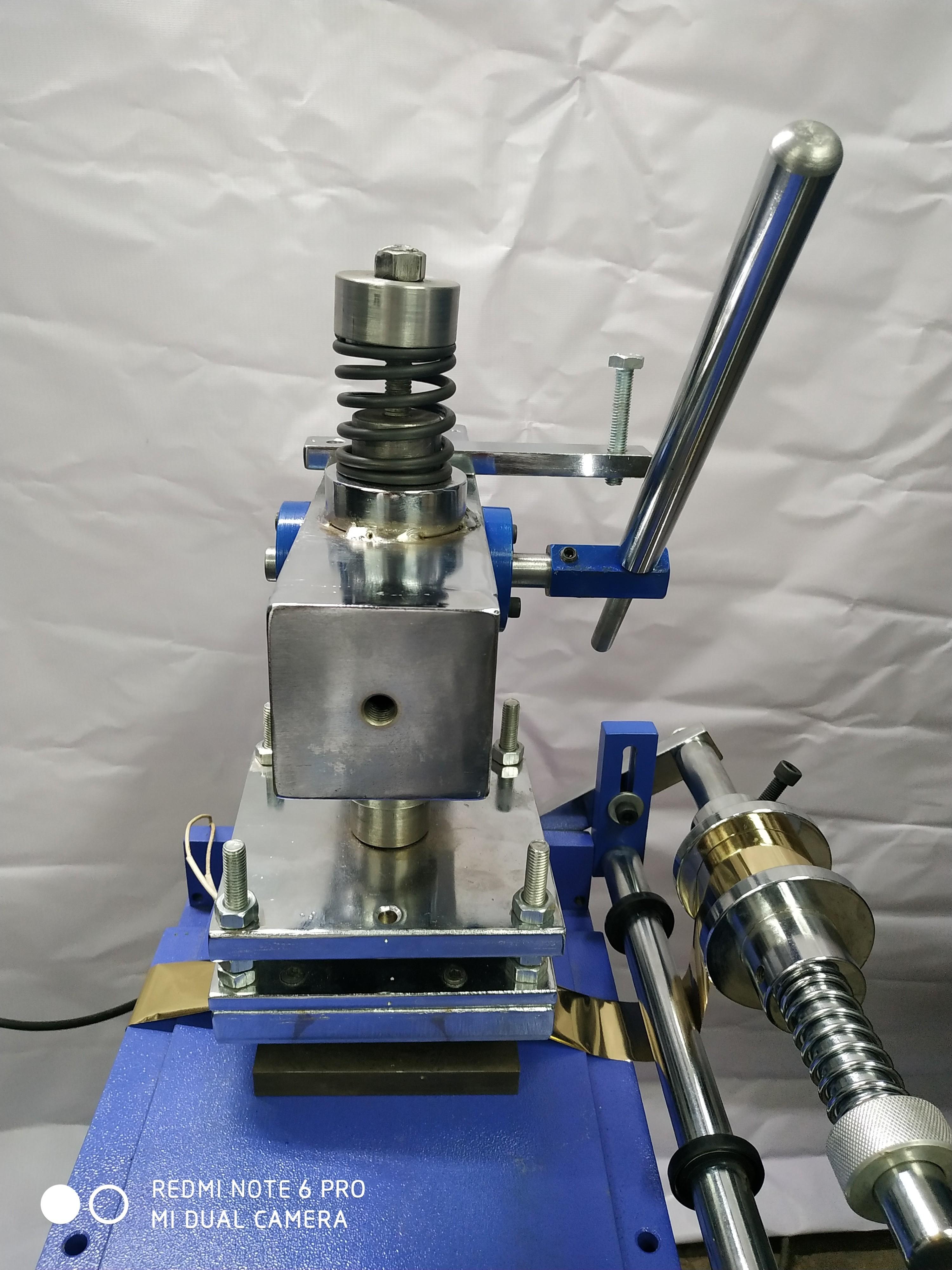Manual Hot Stamping Machine