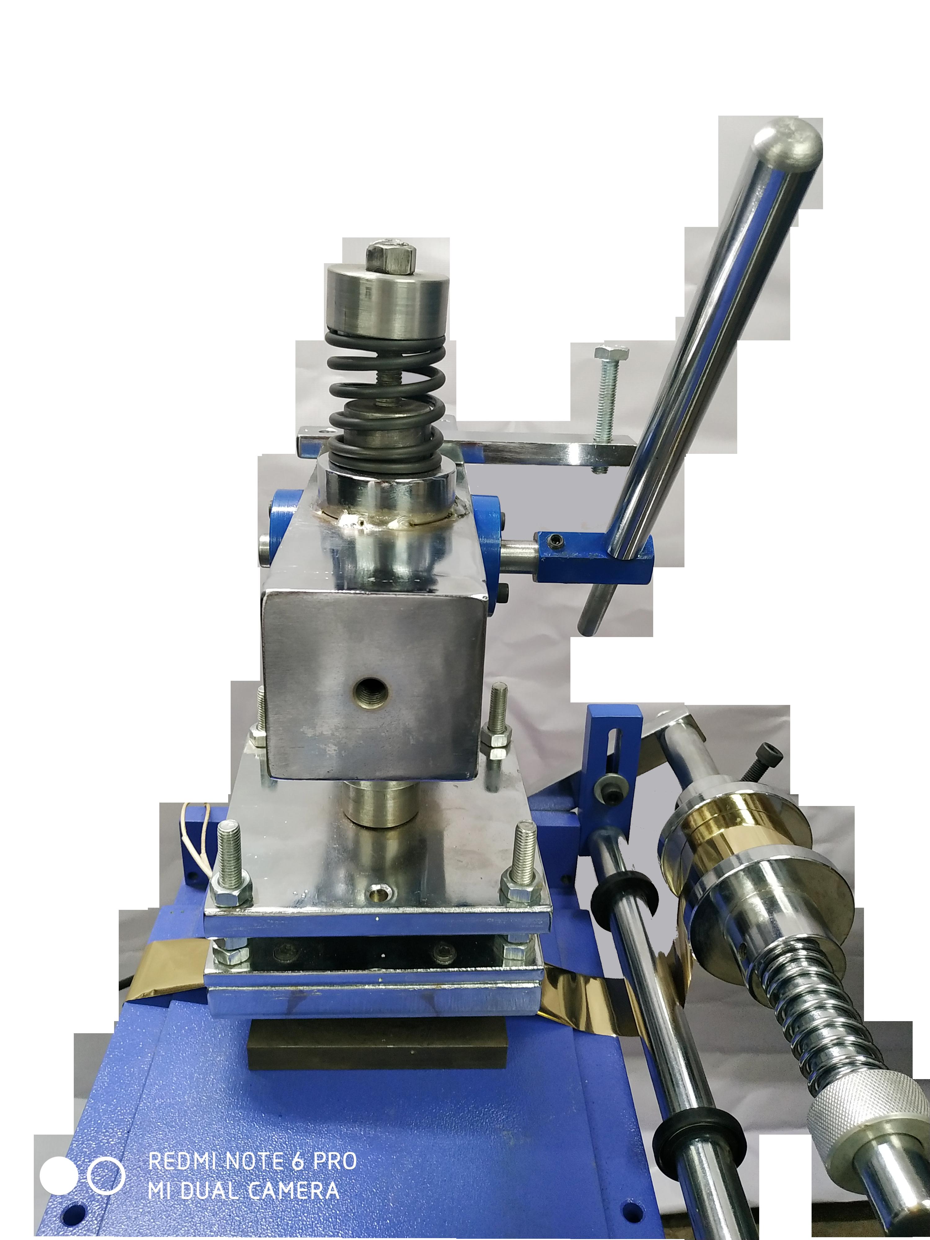 Small Manual Stamping Machine