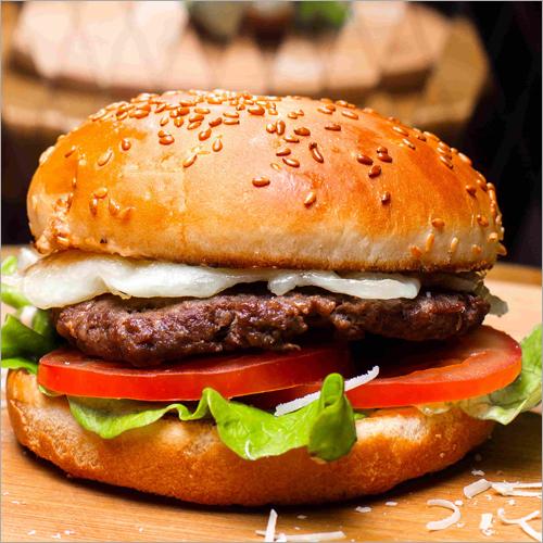 Vegetarian Chicken Burger
