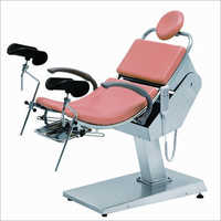 Patient Gynecological Examination Table