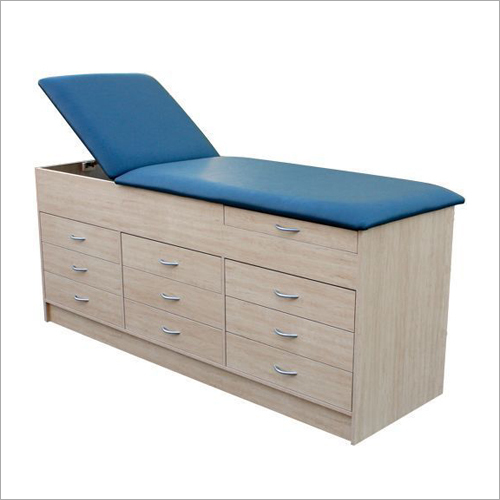 Examination Table With Drawers