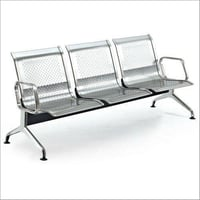 SS Patient Waiting Chair