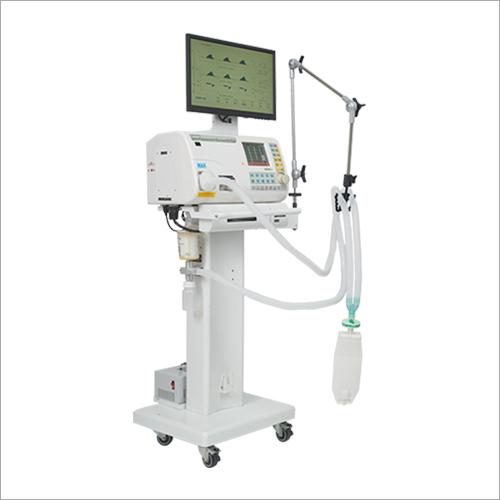 Max Proton Plus Critical Care Ventilator Machine