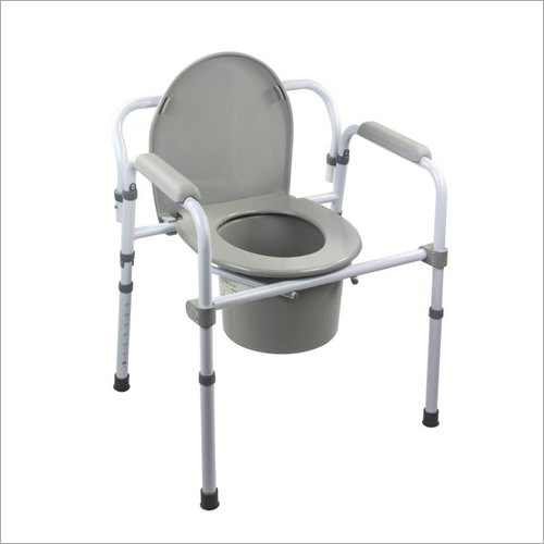 5 In 1 Commode Chair