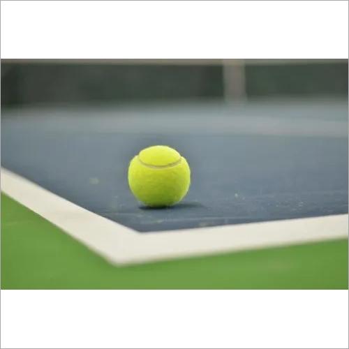 Rubber PU Tennis Court
