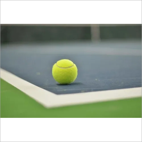 Rubber PU Tennis Court