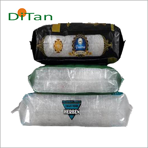 PP Woven Natural Fabric Bopp Bags