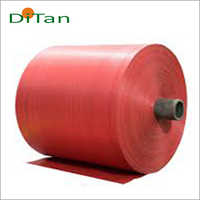 PP Woven Coloured Fabric Roll