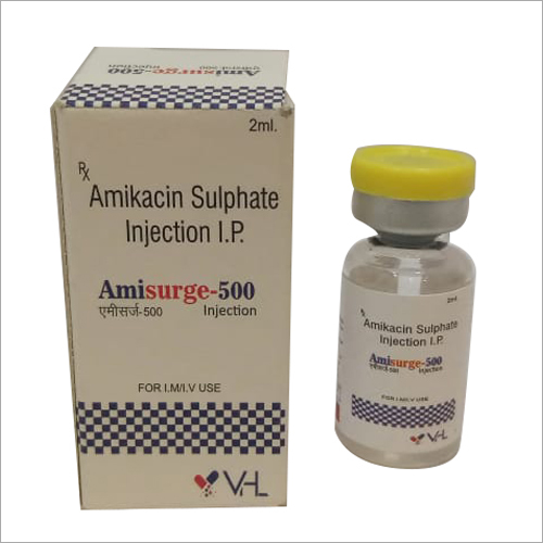 2 ml Amikacin Sulphate Injection