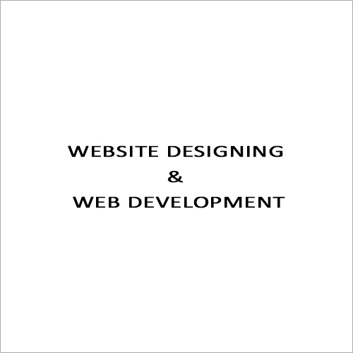 Website Designing & Web Development