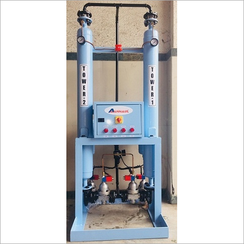 High Pressure Desiccant Air Dryer