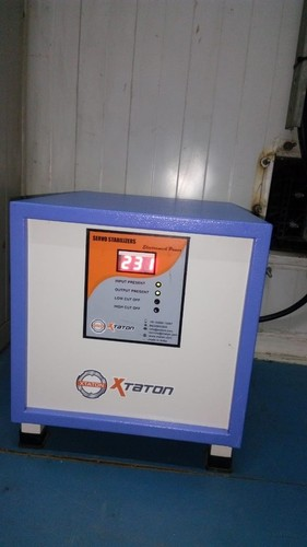 5kVA Servo Stabilizer Single Phase