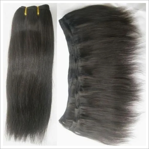 Weft Straight Remy Hair