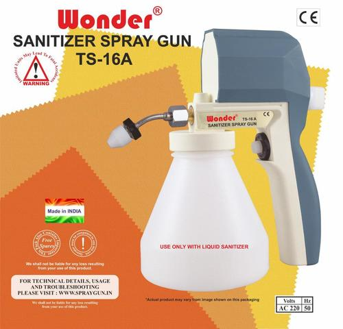 Sanitizer Spray Gun
