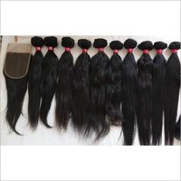 Indian Straight Human Hair,untreated Hair