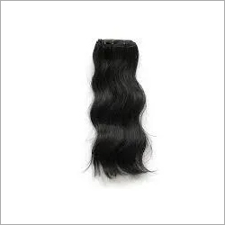 Weft Wavy Remy Hair