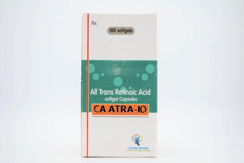 CA ATRA 10MG CAPSULES