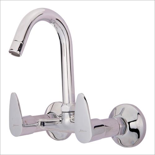 Double Lever Basin Faucet