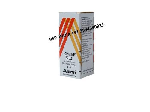 Iopidine %0,5 5 Ml Oftalmik Solusyon