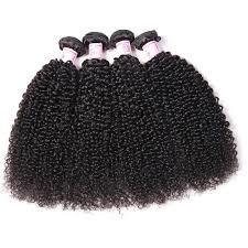 Weft Curly Remy Hair