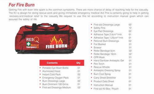Fire Burn Kit