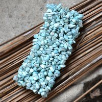 Larimar Gemstone Chips Bracelet PG-156079