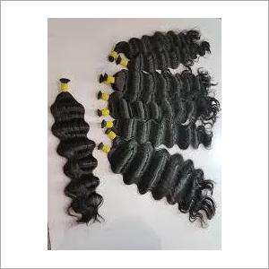 Bulk Curly Remy Hair