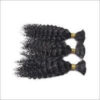 Bulk Kinky Curly Remy Hair